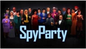 SpyParty STEAM