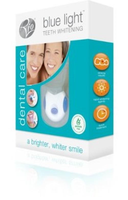 Zel Do Wybielania Zebow Rio Blue Light Teeth 7237409158 Oficjalne Archiwum Allegro