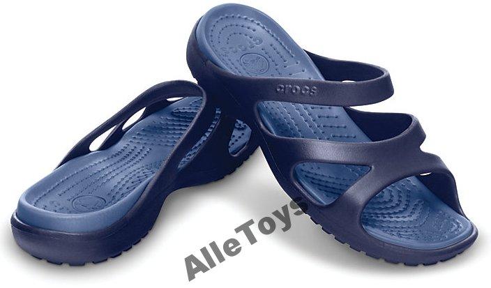 Crocs Meleen 35 W5 ~ NOWE ~ niebieskie