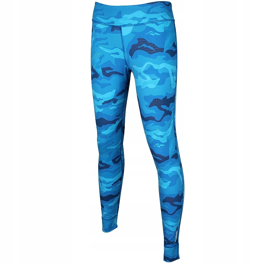 Damskie Legginsy REEBOK ONE SERIES CAMO TIGHT -L-