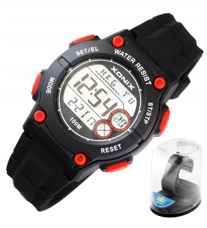Zegarek dziecięcy XONIX KW-007 Wr 100m