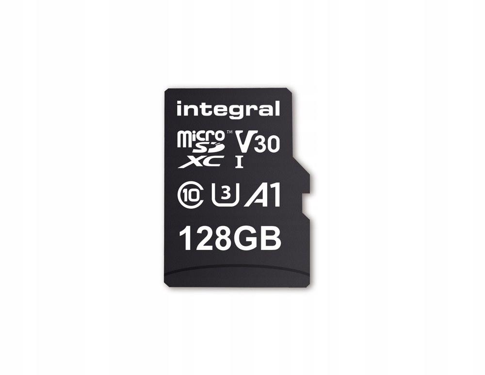 Integral Premium High Speed microSDXC - Karta pami