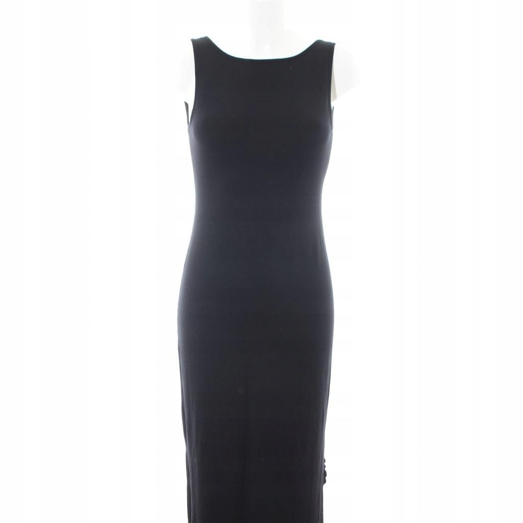 COLLECTION Sukienka maxi Rozm. EU 36 czarny