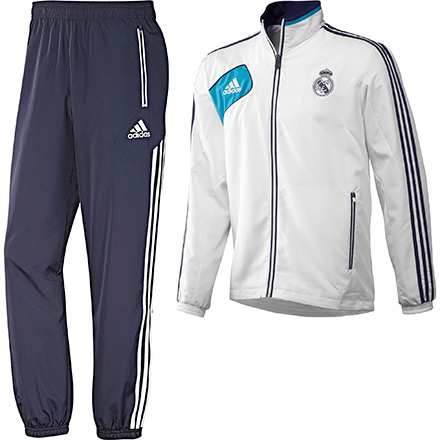 Dres ADIDAS REAL MADRYT W40454 r. S