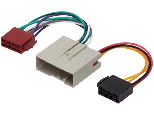 Adapter kabel radia Ford Fiesta Fusion 2003->
