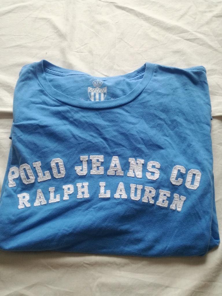 Ralph Lauren polo jeans koszulka xl bdb