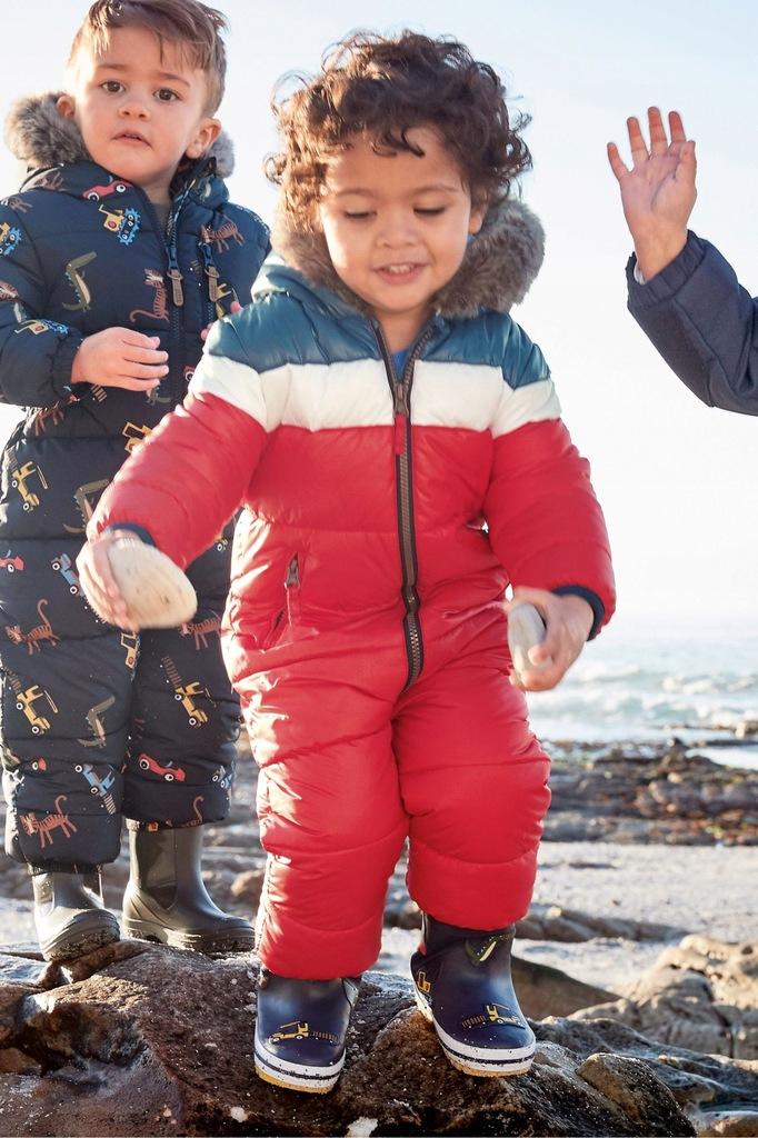NEXT KOMBINEZON polar CIEPŁY 1,5-2 lata 92cm