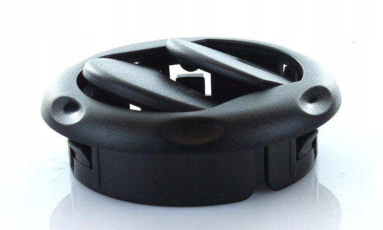 Dyfuzor nawiewny Sensyo 63mm E3 czarny