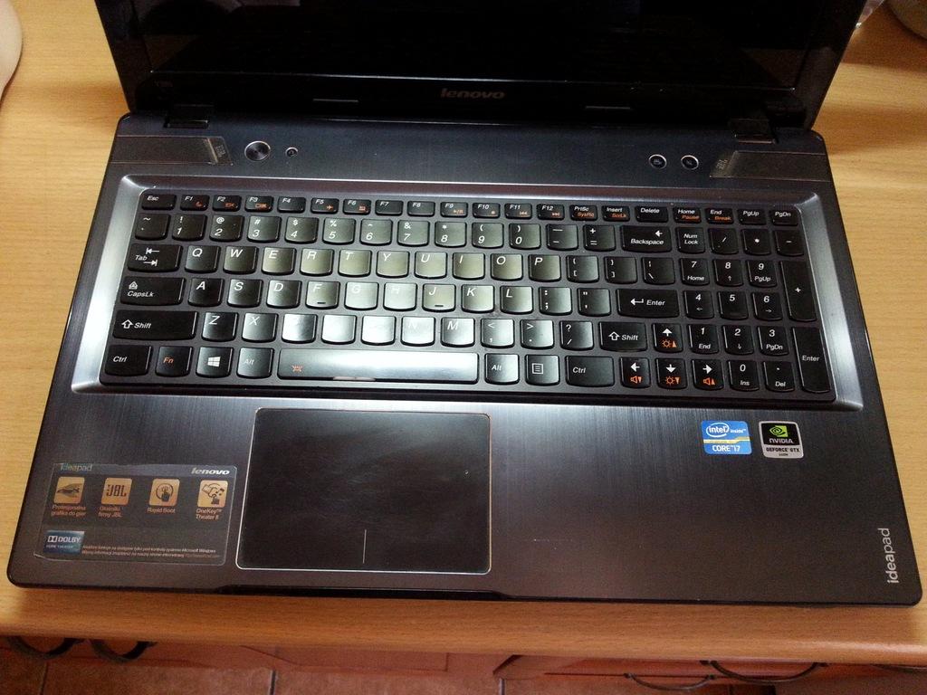 Lenovo Ideapad Y580 I7 3630qm 16gb Gf Gtx 660m 1tb 7396936725 Oficjalne Archiwum Allegro