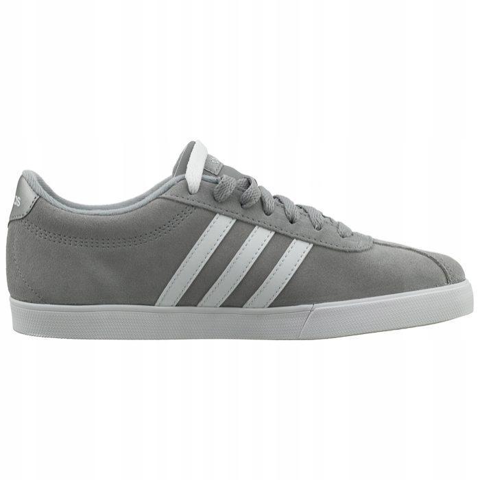 Buty Damskie adidas Courtset AW4209 Szare