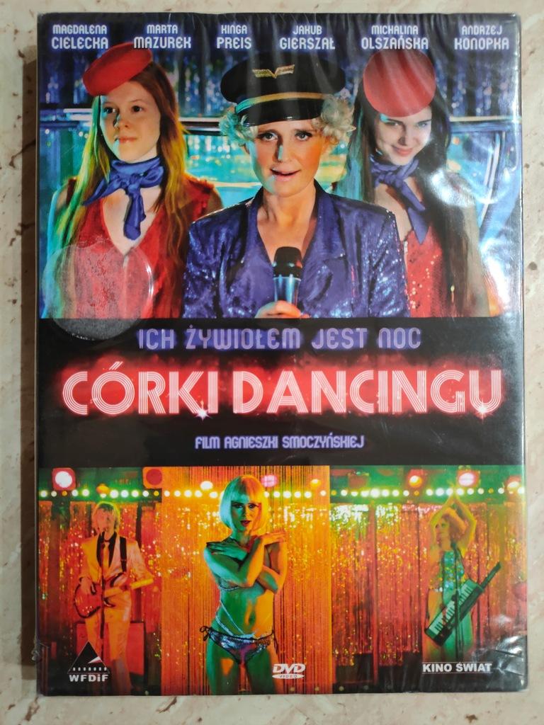 DVD Córki Dancingu (Preis) / folia