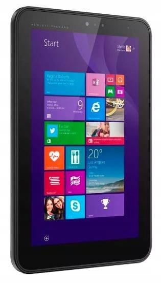 TABLET HP PRO 408 G1 2GB 32GB BLACK WINDOWS10H