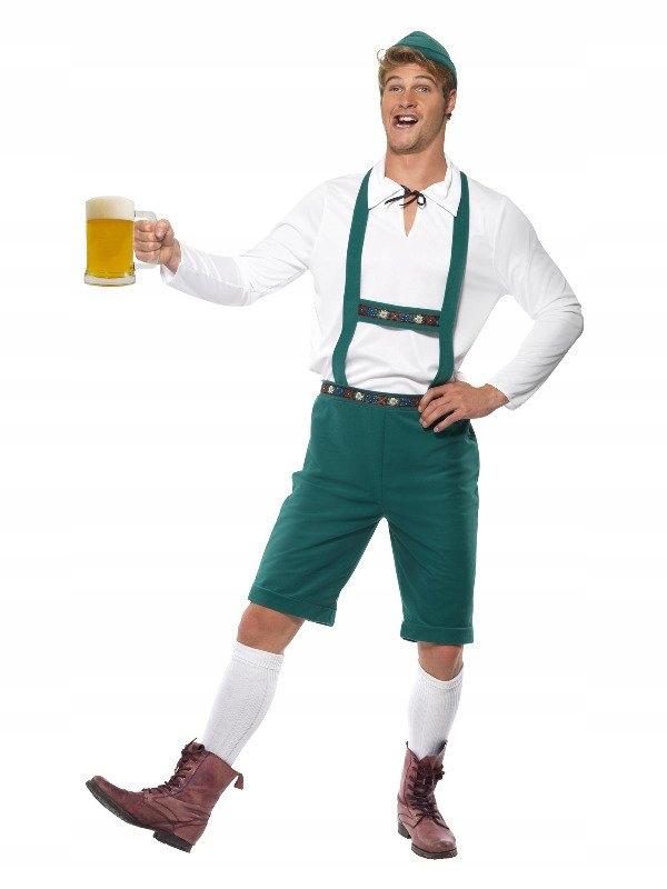 Strój Oktoberfest M, karnawał, oktoberfest