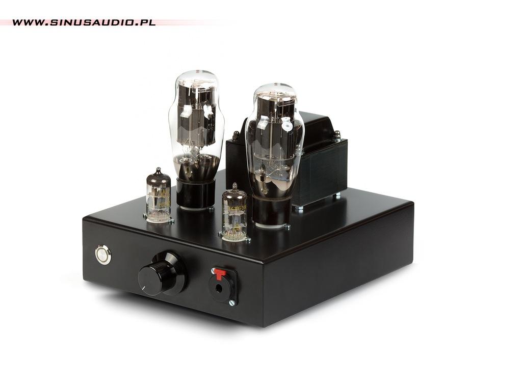 Wzmacniacz Słuchawkowy Lampowy OTL6N13S SinusAudio