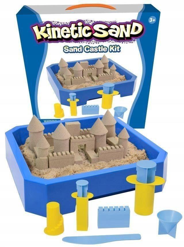 Kinetic Sand Zestaw Zamek Piasek Kinetyczny 7975400992 Oficjalne Archiwum Allegro