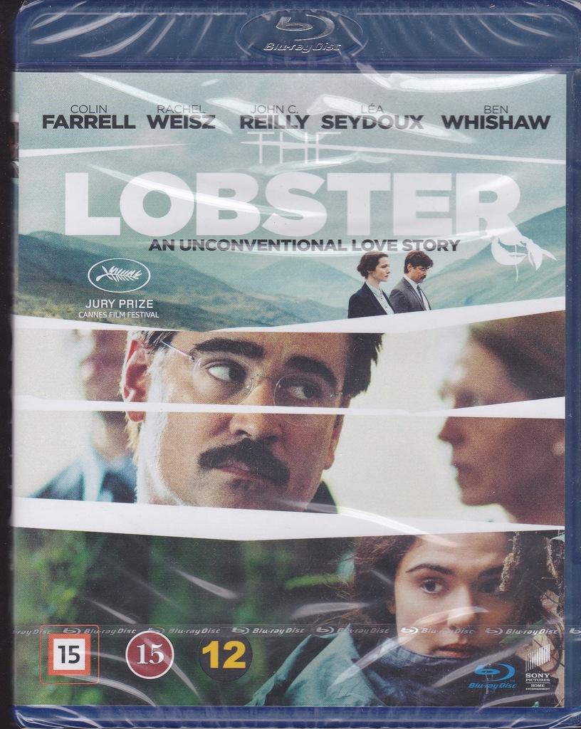 Lobster (Colin Farrell) BLU-RAY POLSKY LEKTOR NOWY