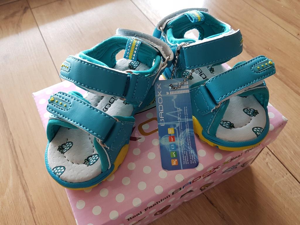 Nowe buciki rozmiar 20