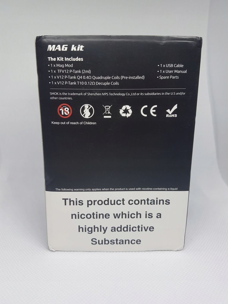 Smok Mag Kit 225w 9238505517 Oficjalne Archiwum Allegro