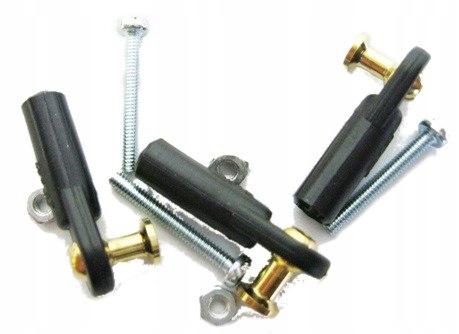 Snap kulowy V1 M2/2 fi5 z przelotem (2 kompl.)