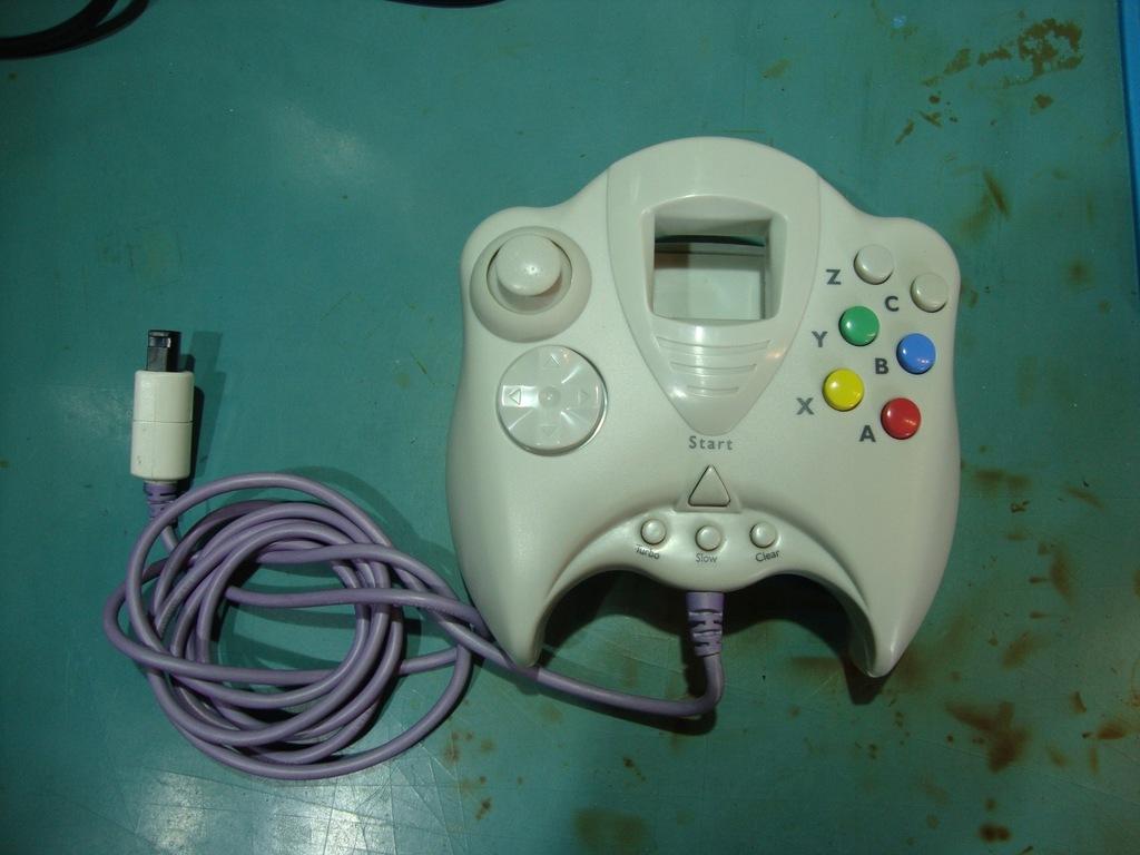 Analog gamepad Sega Dreamcast