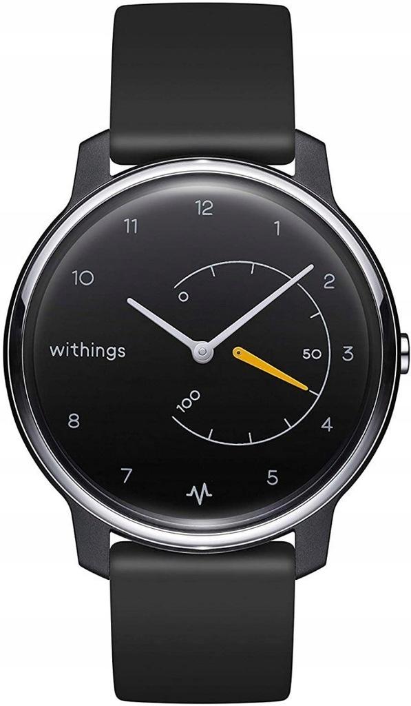 Withings Smartwatch GPS EKG Move ECG