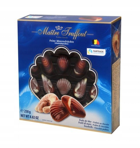 Praliny Owoce Morza 250 g MaitreTruffout