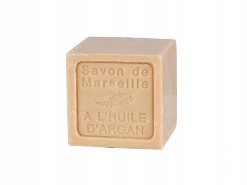Mydło marsylskie naturalne olej arganowy duże 300g
