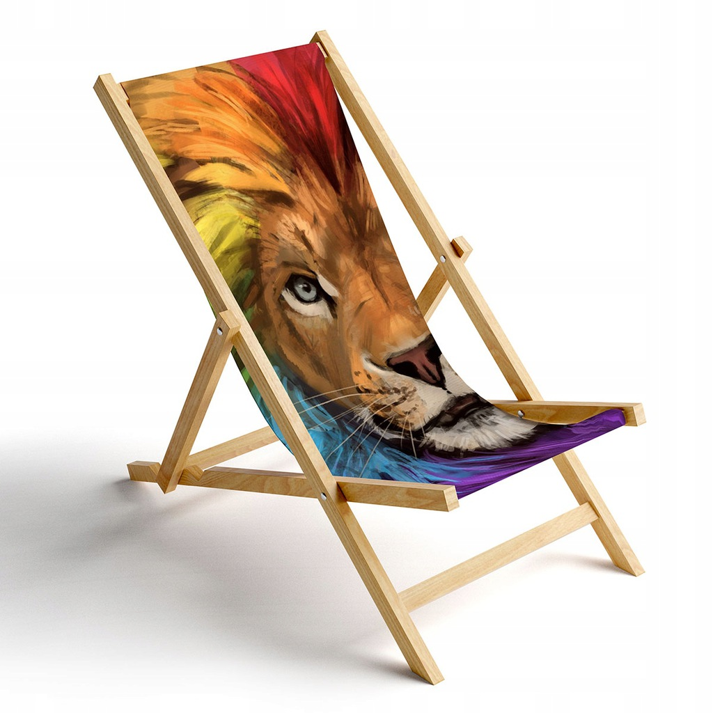 Leżak Lew Lion