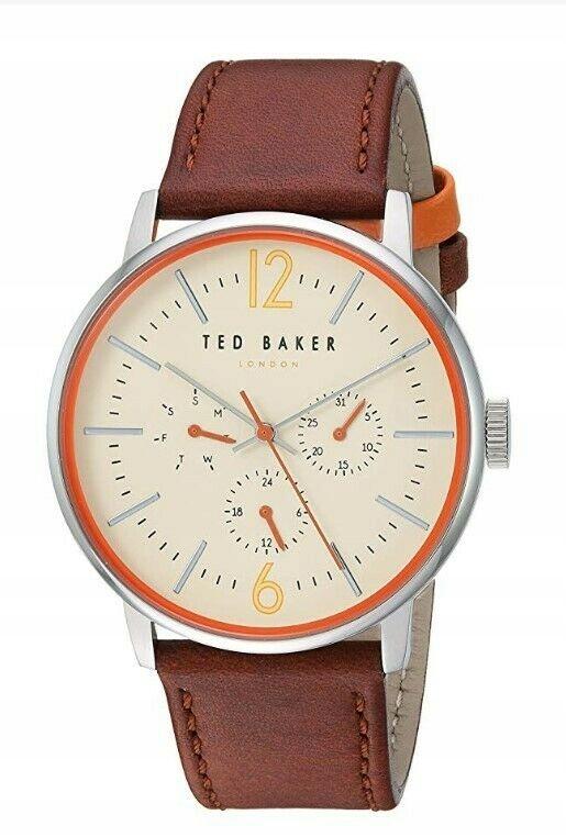 Zegarek Męski Ted Baker TE15066005 Funkcjonalny