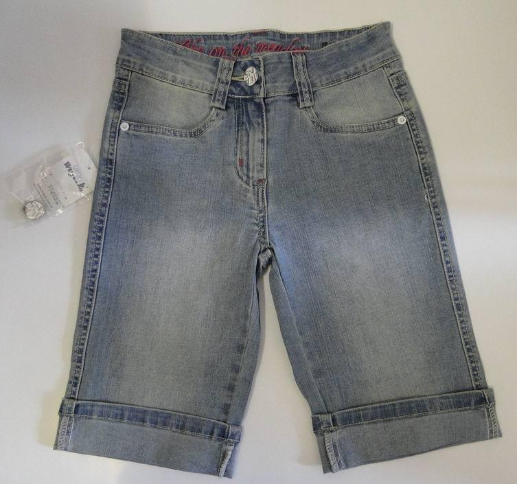Wójcik W1530 krótkie spodnie, spodenki 128 cm