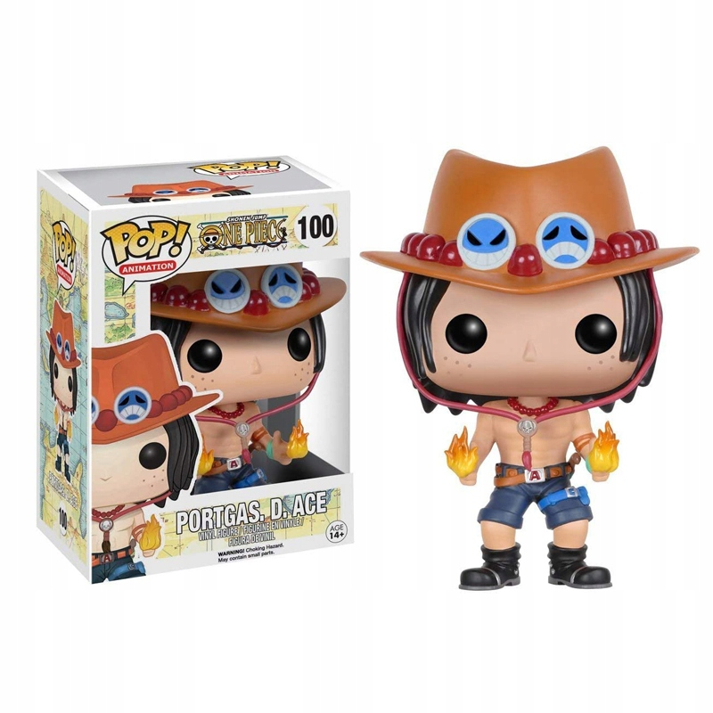 Figurka One Piece Funko POP!-ACE