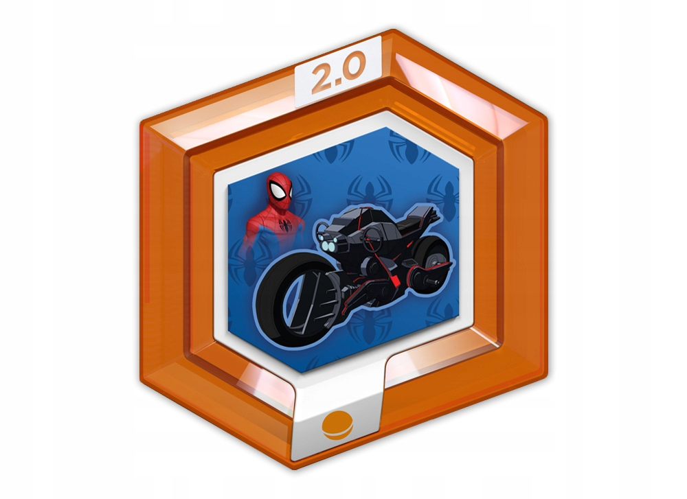 DISNEY INFINITY 2.0 - SPIDER CYCLE DYSK MOCY