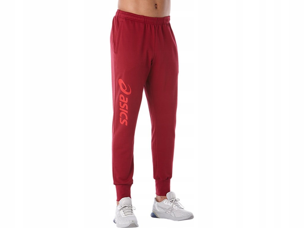 Spodnie sportowe dresowe ASICS Styled Pant   S