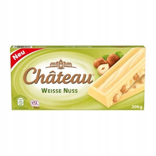 Choceur Weisse Nuss - Czekolada Biała 200 g
