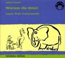 Wiersze dla dzieci - Julian Tuwim - CD