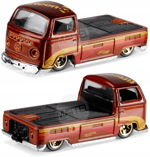 Hot Wheels - Volkswagen T2 Pickup / Kombi - FYD71