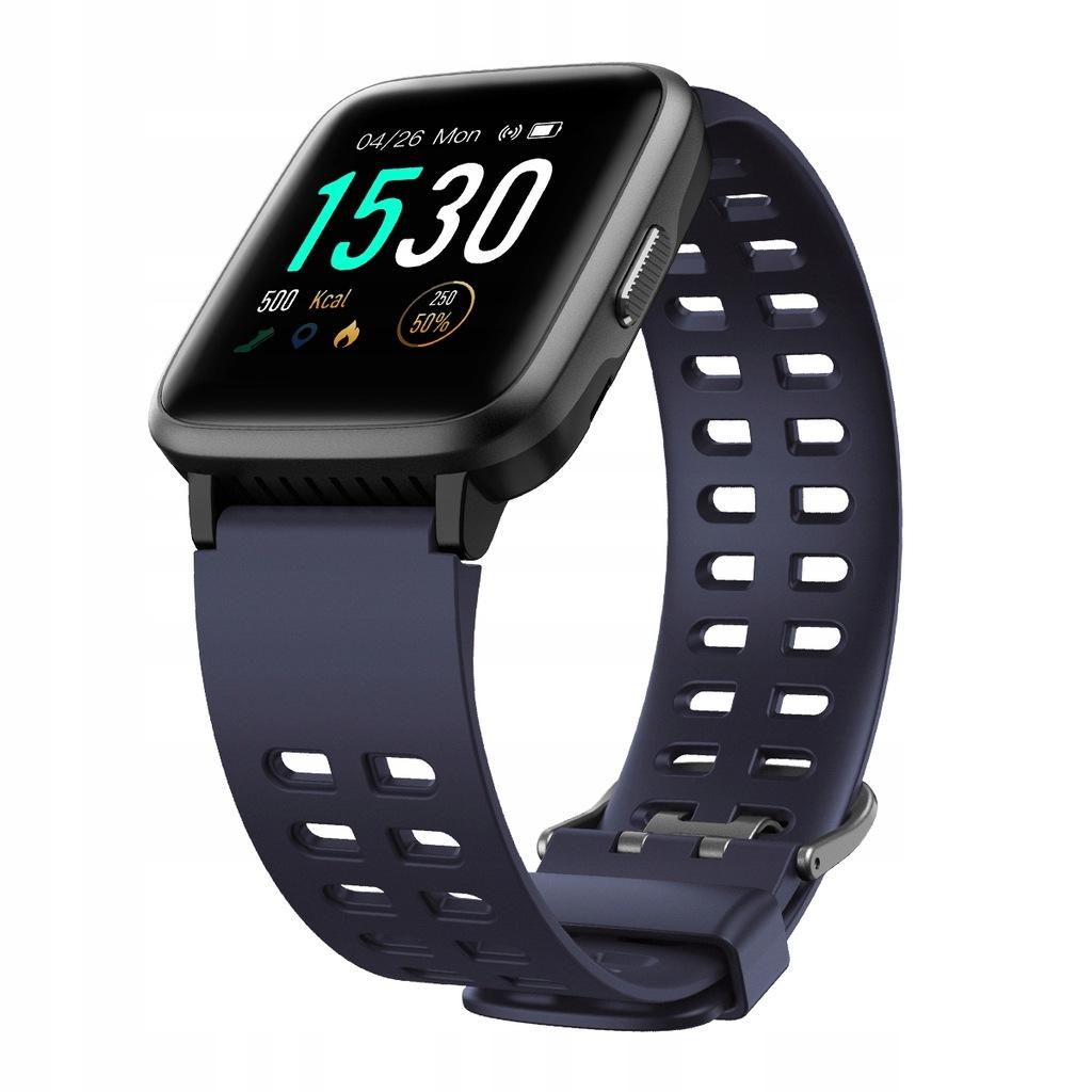 Smartwatch zegarek KOMUNIJNY KOMUNIĘ ACTIVE 02blue