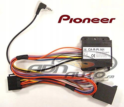 Adapter Pioneer zdalne sterowanie Citroen C2/3