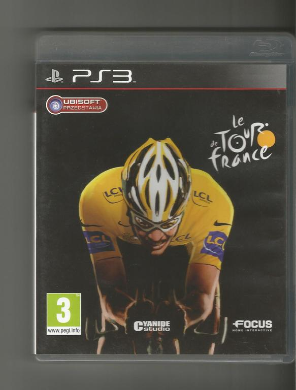 gra na PS3 Tour de France