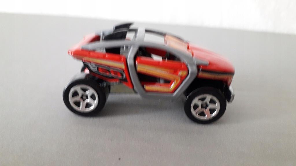 HOT WHEELS MOTO-CROSSED 2001