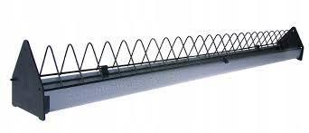 Karmnik karmidło dla gołębi z kratką 75 cm