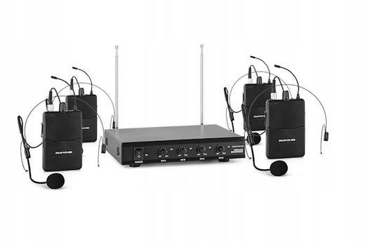 mikrofon bezprzewodowy mikro port 4 szt baza (71)