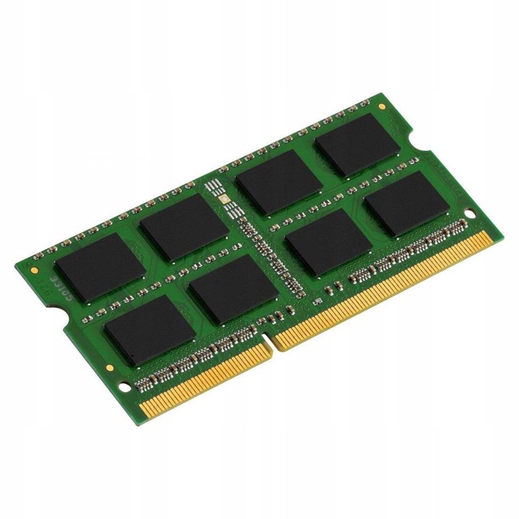 Pamięć RAM 2 GB DDR3 1.35V 1.5V SO-DIMM DO LAPTOPA