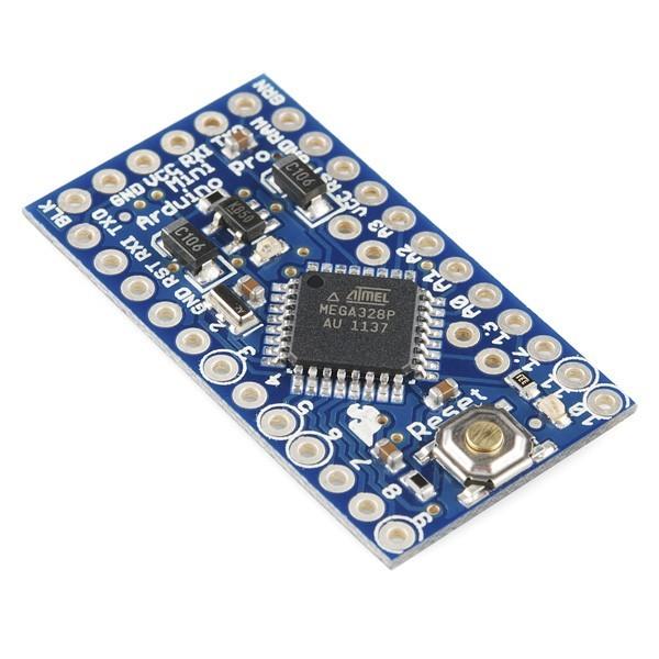 Arduino Pro Mini 328 - 3.3V/8MHz moduł