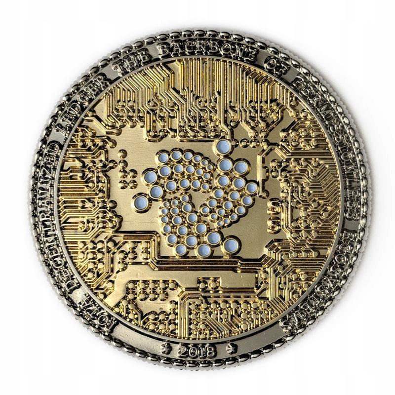 IOTA (MIOTA) moneta LIMITOWANA z PL [bitcoin]