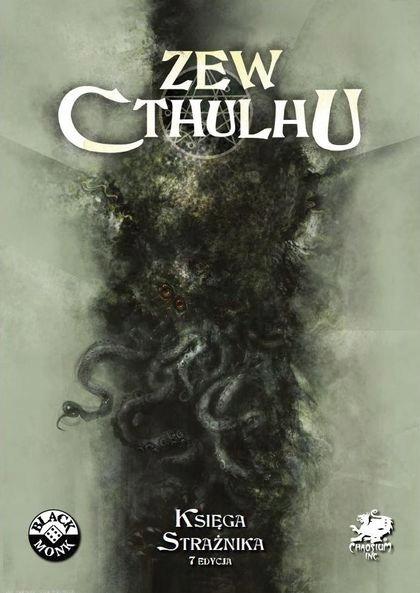 Zew Cthulhu: Księga Strażnika /Black Monk