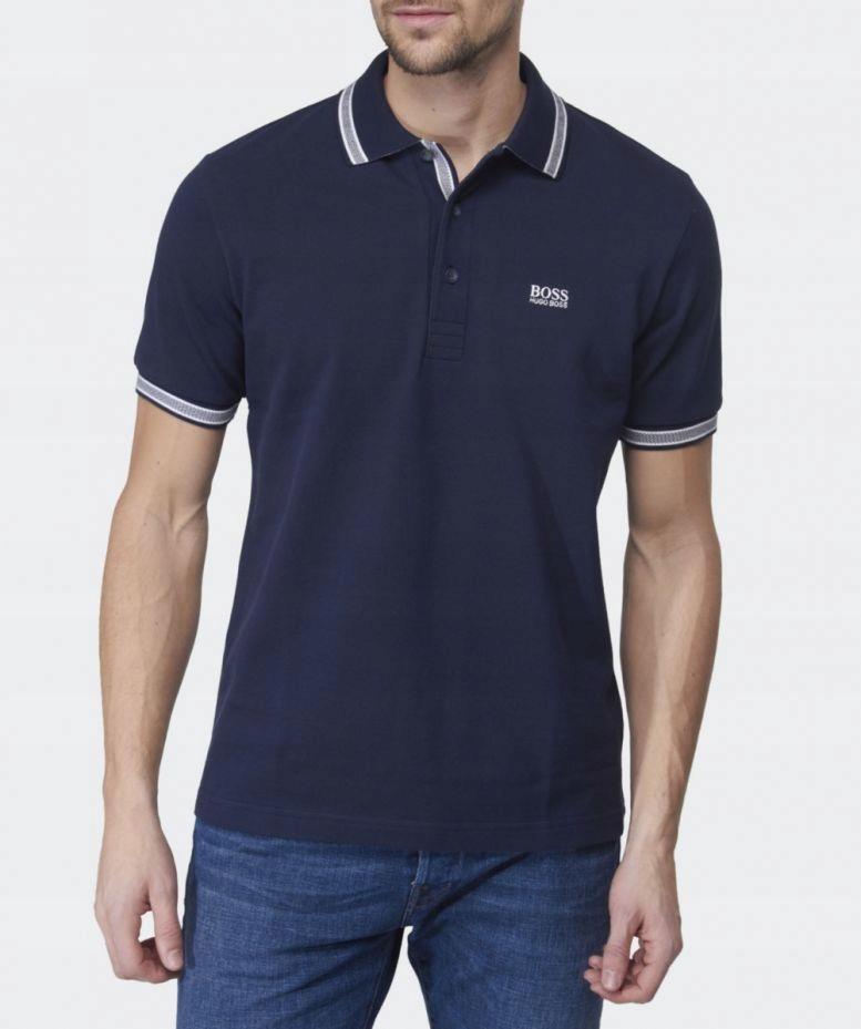 M8288 HUGO BOSS t-shirt polo koszulka męska XXXL