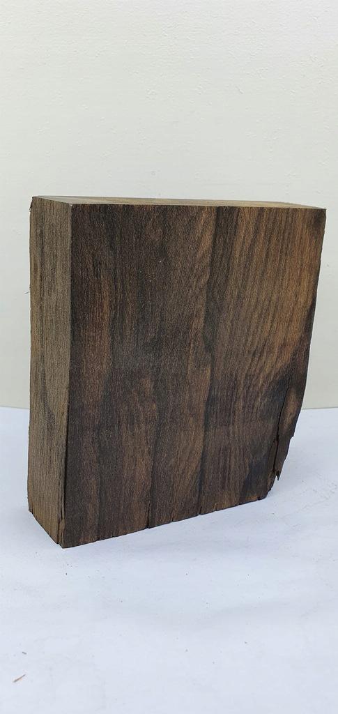 (678) drewno ZIRICOTE - bloczek