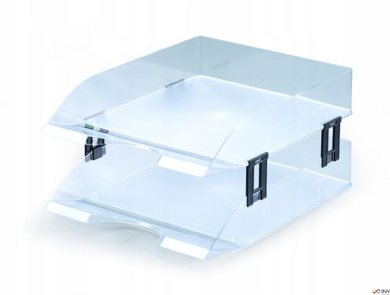 Półka na dokumenty DURABLE BASIC A4 przezroczysta