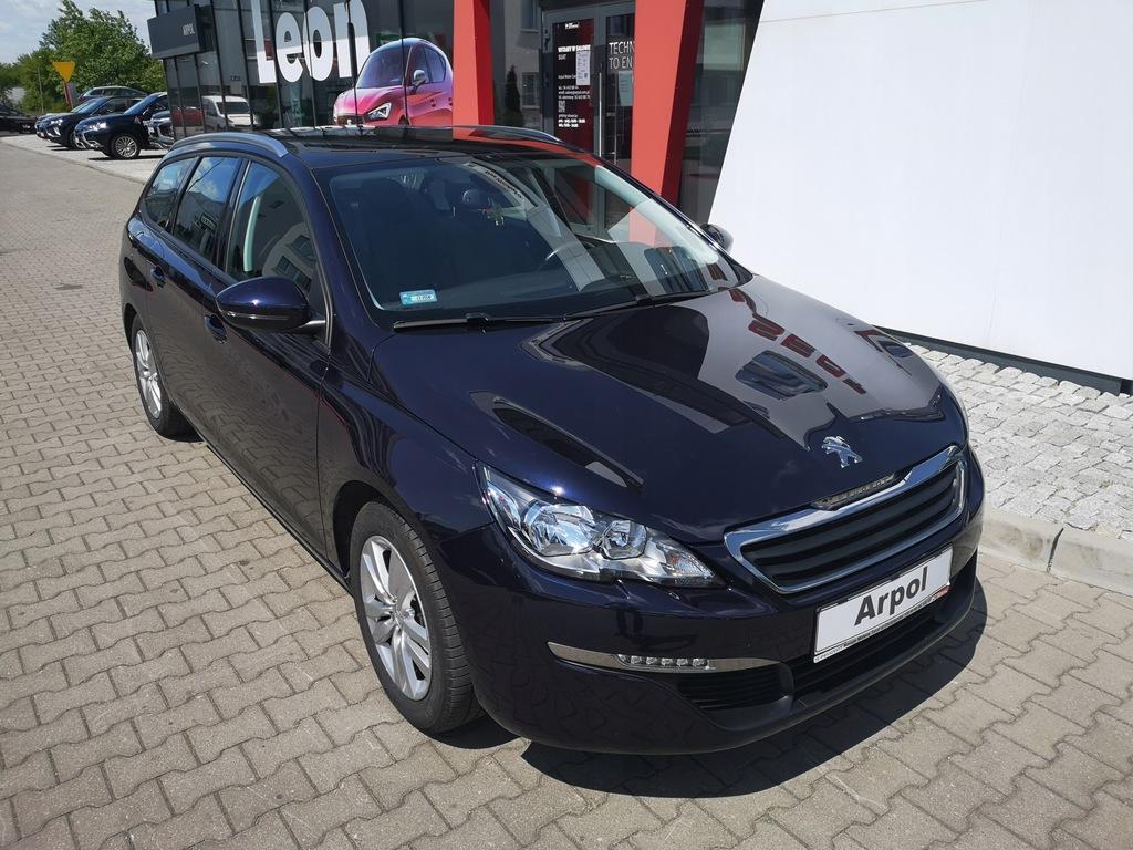 Peugeot 308 Sw Ii 1 2 Thp 130 131 Km 9503982585 Oficjalne Archiwum Allegro